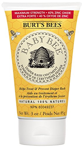 Burt's Bees Baby Bee 100% Natural Diaper Rash Ointment, 3