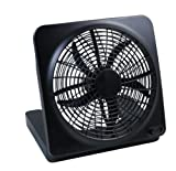O2Cool NEW 10″ Battery Operated Fan with Adapter
