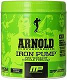Muscle Pharm Arnold Schwarzenegger Series Iron Pump, Raspberry Lemonade, 30 servings, 6.35oz