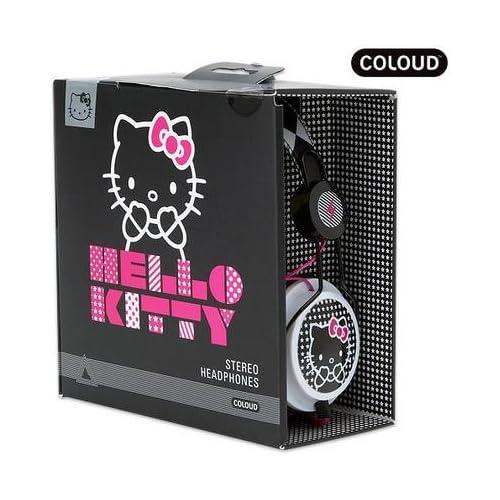 Hello Kitty ハロー キティー Black Comic Popの写真03。おしゃれなヘッドホンをおすすめ-HEADMAN(ヘッドマン)-