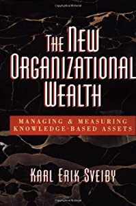"Cover of ""The New Organizational Wealth: ..."