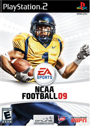 NCAA Football 09 - PlayStation 2 (Ncaa Football Ps2 compare prices)