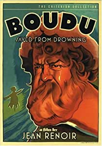 Boudu Saved from Drowning (Criterion Collection) (Version française)
