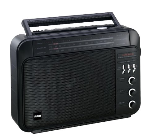 RCA RP7887 AM/FM Super Portable Radio