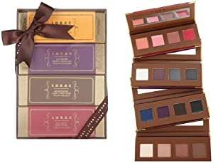 Lorac Sweet Temptations Full Face Color Collection Makeup Set - (4 Palettes)
