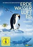 DVD Cover 'Erde, Wasser, Luft, Eis - Die große Naturfilm Edition [4 DVDs]