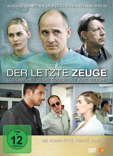 Der letzte Zeuge - Die komplette vierte Staffel [3 DVDs]