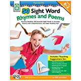 Jo Browning-Wroe 50 Sight Word Rhymes and Poems, Grades K - 2