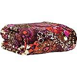 Vera Bradley Throw Blanket (Rosewood)