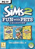 Sims 2 Fun with Pets Collection (PC DVD)