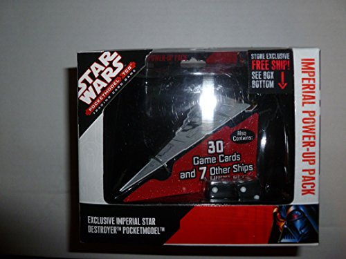 Star Wars Pocketmodel TCG Imperial Power-Up Pack - 1
