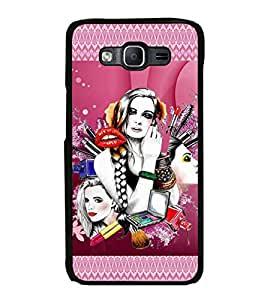 iFasho fashion Girls Back Case Cover for Samsung Galaxy E5