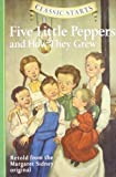 img - for Classic Starts: Five Little Peppers and How They Grew (Classic Starts Series) book / textbook / text book