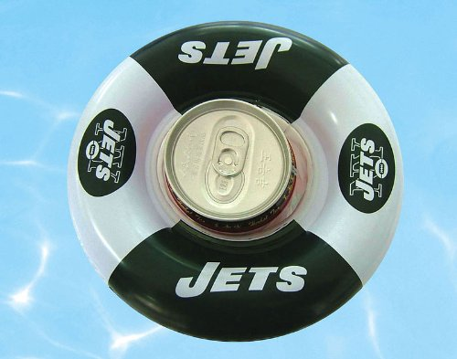 New York Jets NFL Drink Floats at Amazon.com