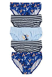 5 Pack Pure Cotton Under Sea Slips