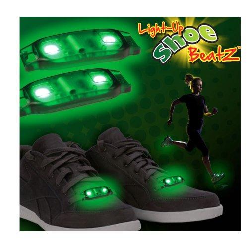 Supreme Party & Novelties Led Shoe Beatz, Green