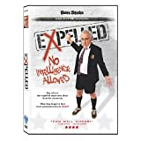 Expelled - No Intelligence Allowed [DVD]