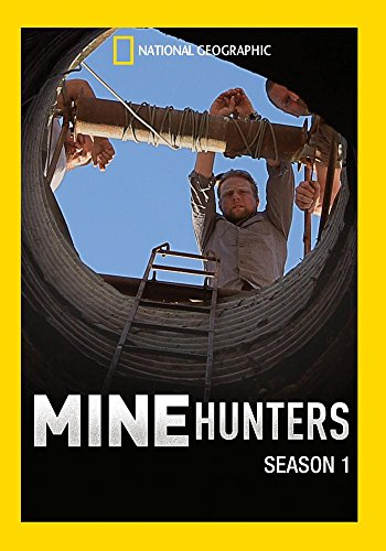 DVD : Mine Hunters: Season 1 (2 Discos)