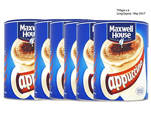 maxwell-house-cappuccino-750g-pack-of-6