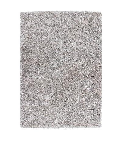 Wit merk tapijt Flash ! 500 grijs / wit 160 x 230 cm