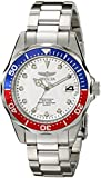 Invicta Men's 17047 Pro Diver Silver-Tone Stainless Steel Watch