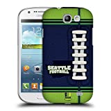 Head Case Designs Seattle Map Football Sunday Hard Back Case for Samsung Galaxy Express I8730