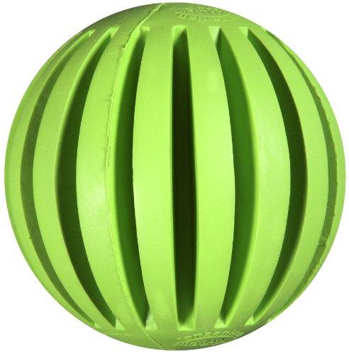 Jw Pet Company Tanzanian Mountain Ball Dog Toy, Regular (Colors Vary)