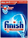 Finish All In 1 Original 52 Dishwasher Tablets