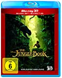 DVD & Blu-ray - The Jungle Book 3D+ 2D [3D Blu-ray]