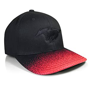 Ford Mustang Spray Flexfit Baseball Cap