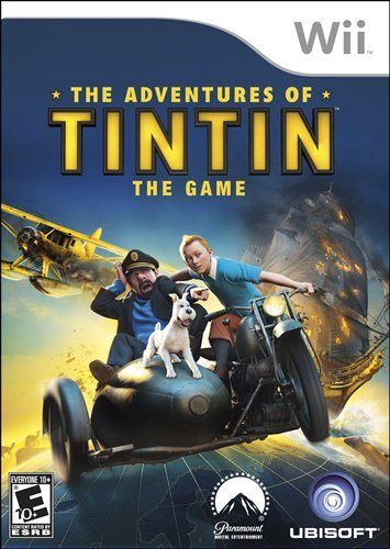 Adventures of TinTin - Nintendo Wii - 1