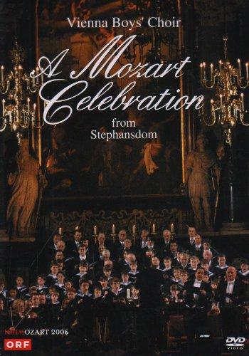 モーツァルト・セレブレーション~ウィーン・シュテファン大聖堂での生誕250周年記念祝賀演奏会 [DVD]