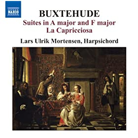 Buxtehude, D.: Harpsichord Music, Vol. 3 (Mortensen)