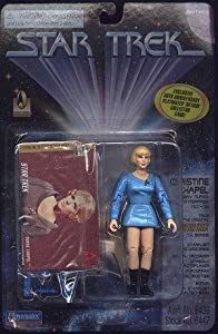 "Christine Chapel, Sickbay Nurse 4"" Action Figure - The Original Star Trek TV Series"