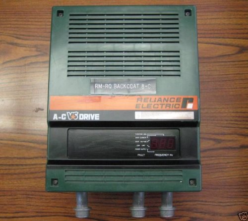 Reliance Electric 1Ac4102U 2Hp/460V Gp-1200 Ac Vs Drive 2 Hp
