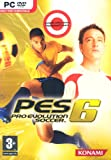 echange, troc Pro Evolution Soccer 6 (PC DVD) [import anglais]