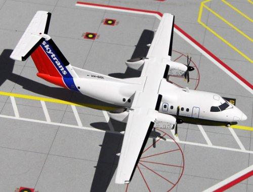 1: 200 ジェミニジェット Skytrans Australia Dash 8 (並行輸入)