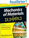 Mechanics of Materials For Dummies�