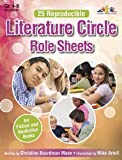 img - for 25 Reproducible Literature: Circle Role Sheets for Fiction and Nonfiction Books book / textbook / text book