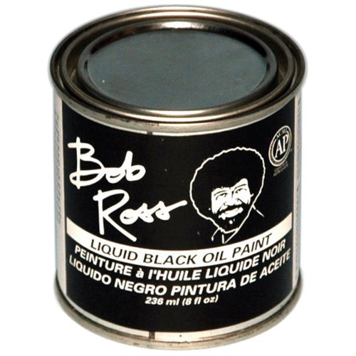 51o579Nzp8L ^ Martin/ F. Weber Bob Ross 236 Ml Oil Paint, Black Get Rabate