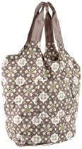 Faraway Fold Out Tote - Misted Marseille