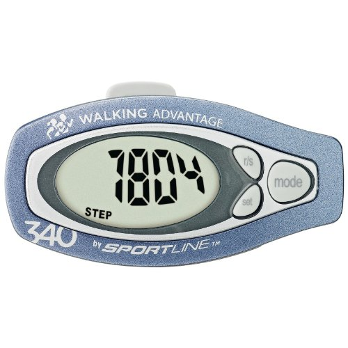 Cheap Sportline Wv3475bl 340 Step & Distance Pedometer (Electronics-Other / Pedometers) (ITE-STLWV3475BL-PTRIND|1)