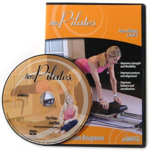 Stamina Level 3 Pure AeroPilates DVD