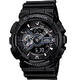 G-Shock Ana-digi World Time Black Dial Men's watch #GA110-1B