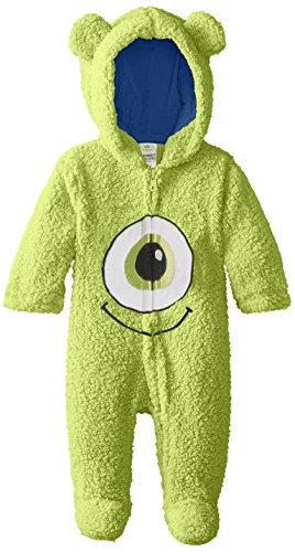 Disney 迪士尼 Newborn Monsters Hooded Pram  婴幼儿系列  独眼仔连帽连体服 $11.33+$9.14直邮中国(需用码,约¥130)
