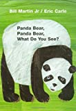 img - for By Bill Martin - Panda Bear, Panda Bear, What Do You See? (1st Edition) (6.11.2006) book / textbook / text book