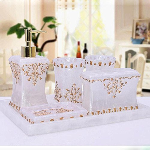 nhd-resin-five-sets-home-wash-set-bathroom-luxury-toiletries-1