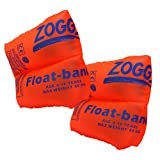 ZOGGS Float Bands Kids Baby Swimming Pool Armbands, 6-12 Years