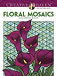 Creative Haven Floral Mosaics Colorin...