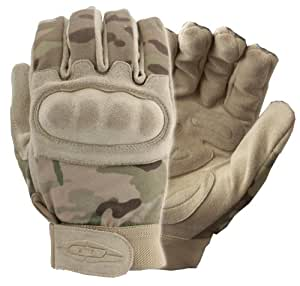 Damascus MX25MH Nexstar III All Duty Military Gloves with Hard Shell Knuckles, Multi-cam, XX-Large